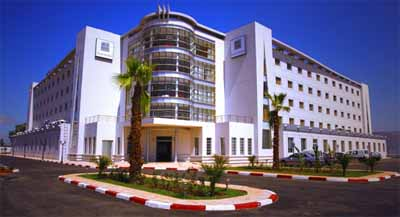 Hotel Atlas Airport Casablanca